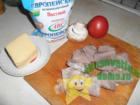 Как приготовить вкусно свиной язык в духовке