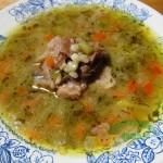 Как приготовить вкусный рассольник с перловкой, свининой и солеными огурцами