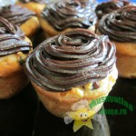 Капкейки с шоколадной карамелью – рецепт  Джейми Оливера
