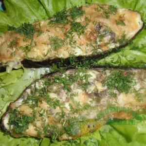 баклажаны очень вкусный и простой рецепт с фото