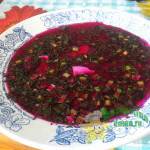 Свекольник из маринованной свеклы – освежающий и вкусный