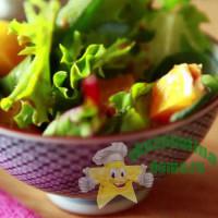 Заправки, соусы для овощных салатов