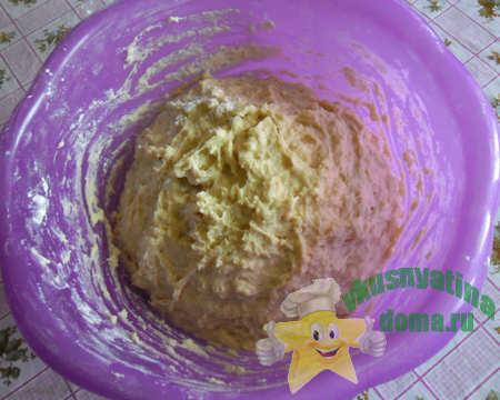 сдобное тесто для пирожков